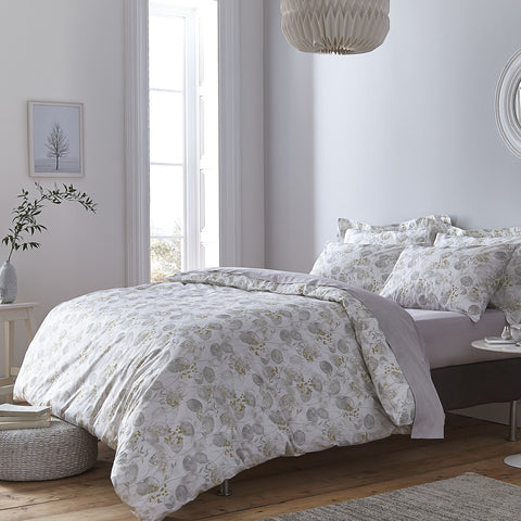 Cotton Casa Inspire Natural Duvet Cover