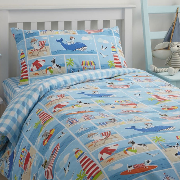 By the Seaside Bedding
