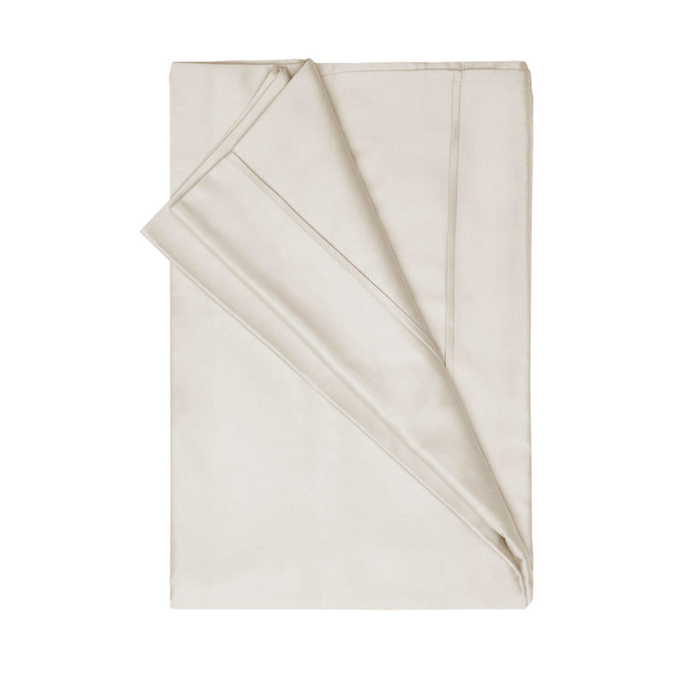 Ivory Egyptian Cotton Sheets 200 TC