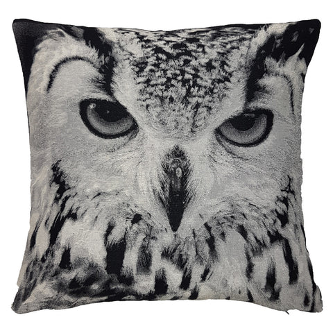 One Of A Kind Midnight Owl 43x43cm Cushion