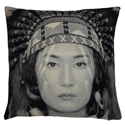 One Of A Kind Native American 43x43cm Cushion