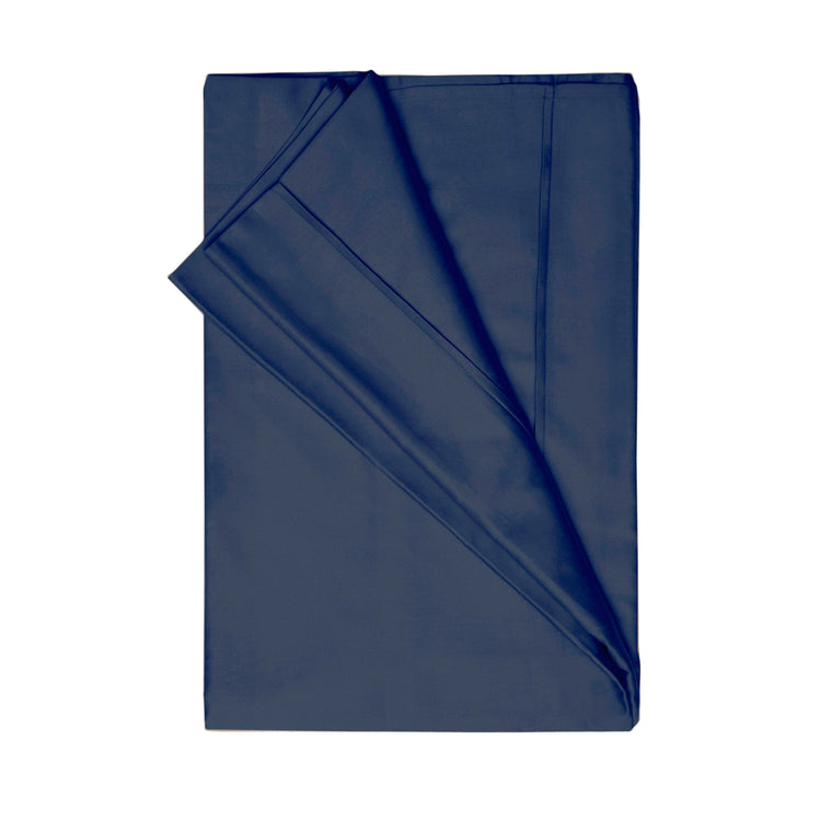 Navy Blue Egyptian Cotton Sheets 200 TC