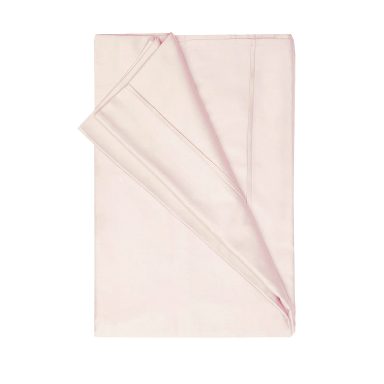 Powder Pink Egyptian Cotton Sheets 200 TC