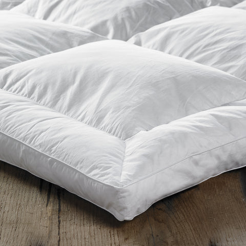 Savoy White Duck Feather & Down 7 cm Luxury Mattress Topper
