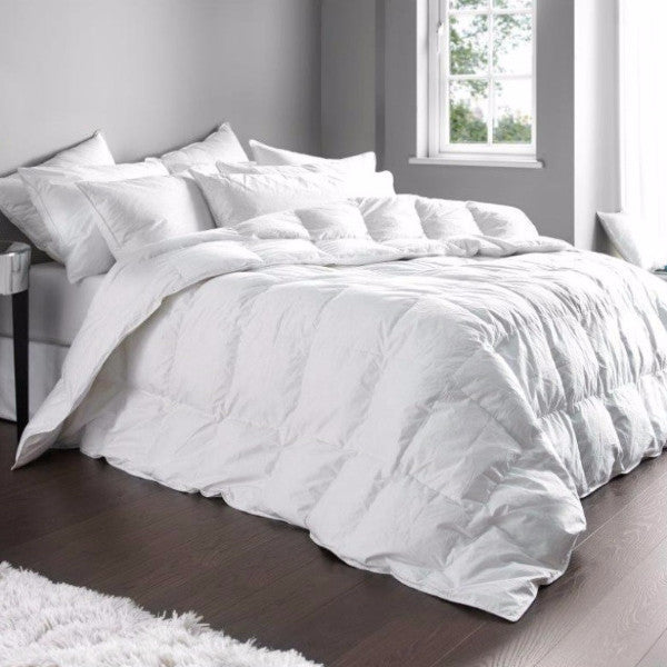Bela Casa Home European Goose Feather Filled Quilt Cover