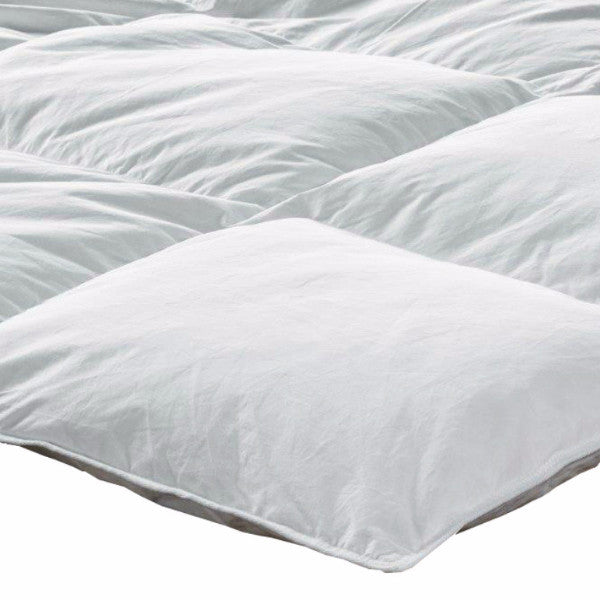 Savoy White European Goose Feather & Down Filled Duvets
