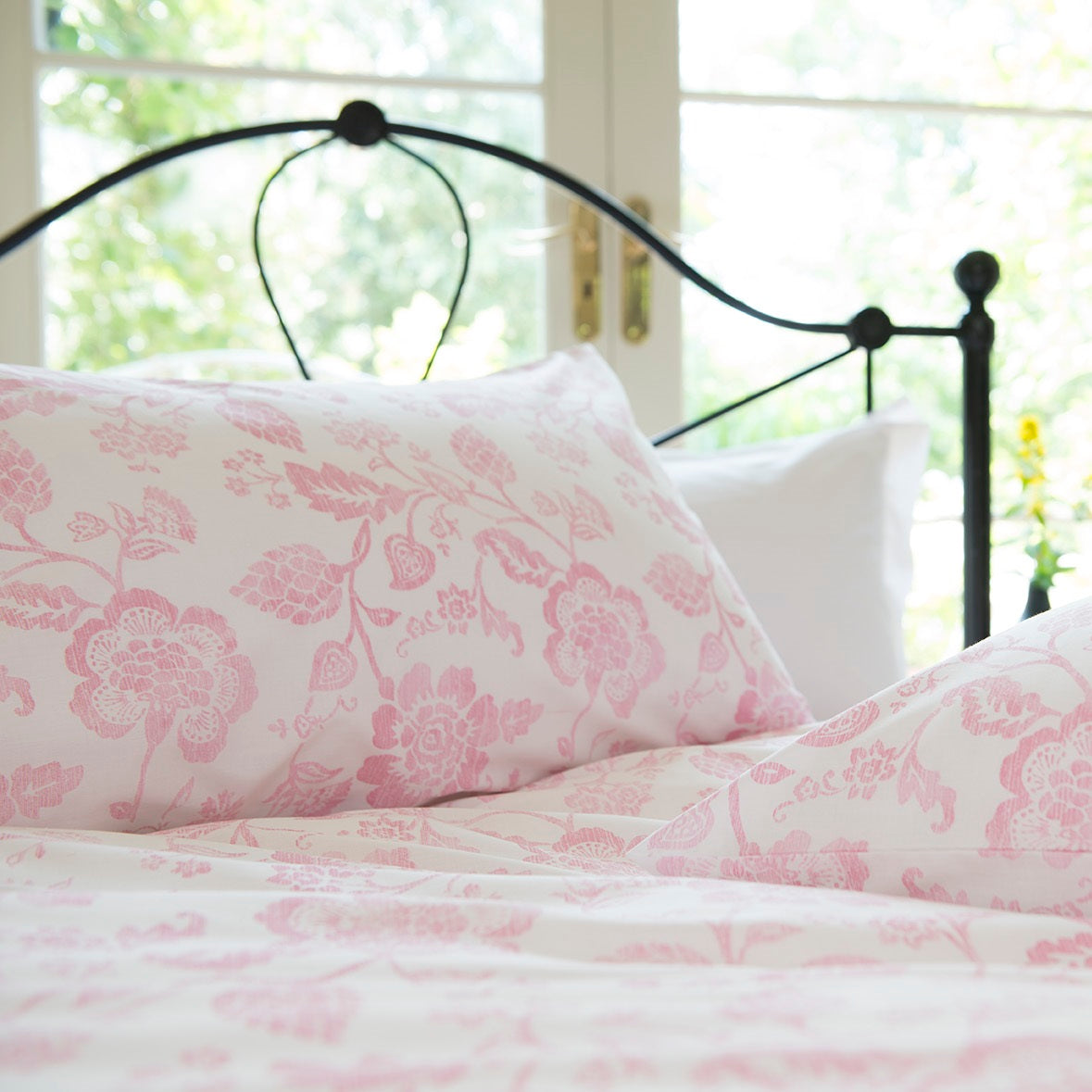 set duvet bedroom canopy pink products the decor blush crane mariposa cover inspiration classic and bedding