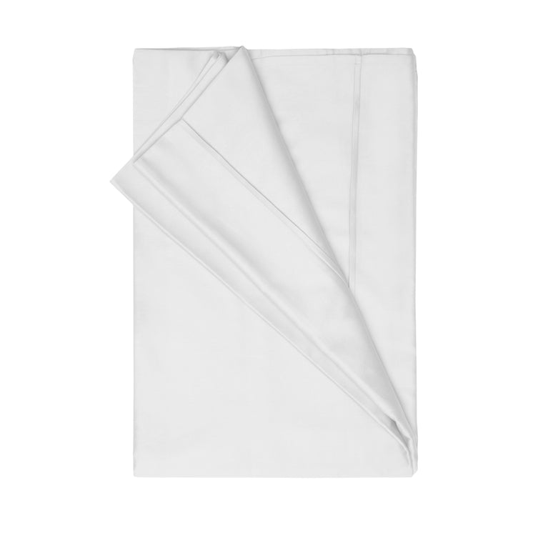 White Egyptian Cotton Sheets 200 TC