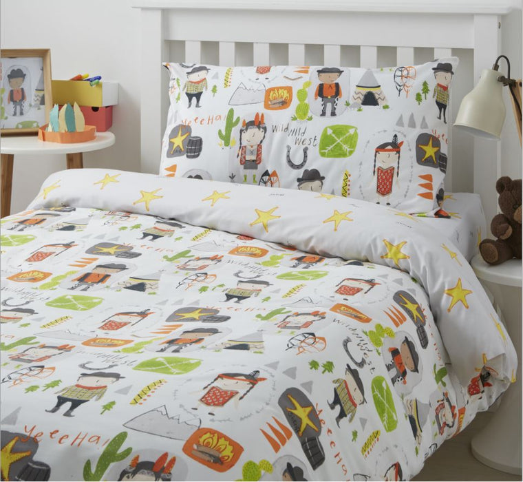 Wild Wild West Bedding