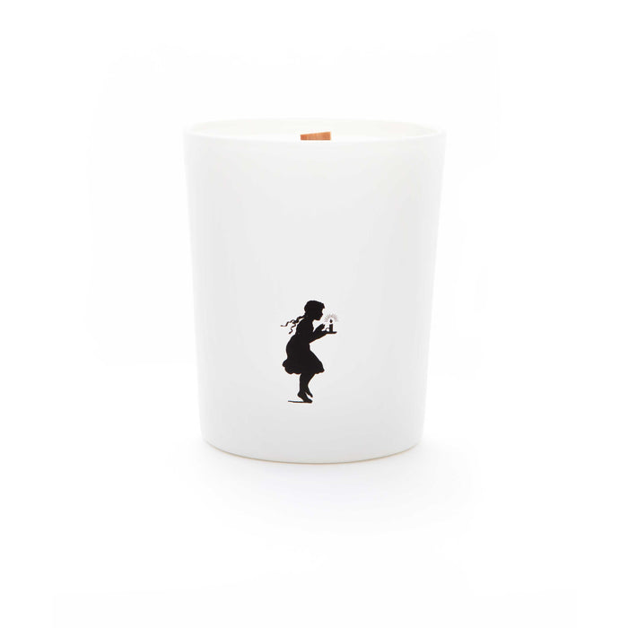 Classic Candle - Cassis & Rose 190g 35 hour