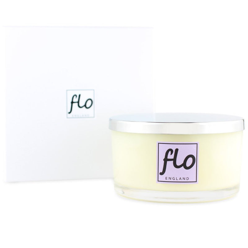 Flo Large Relax Candle with Box