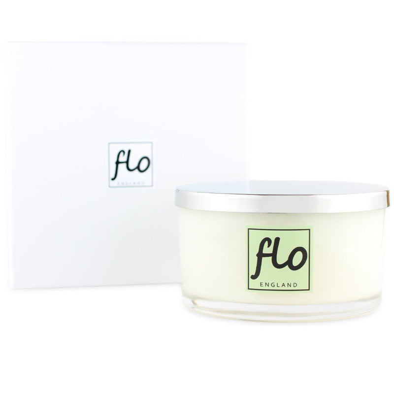 Flo Large Zest Candle with box