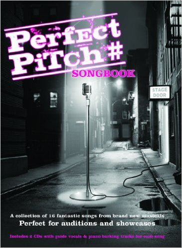 PERFECT PITCH SONGBOOK