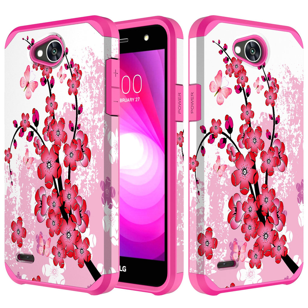 lg x power 3 hybrid case - cherry blossom - www.coverlabusa.com