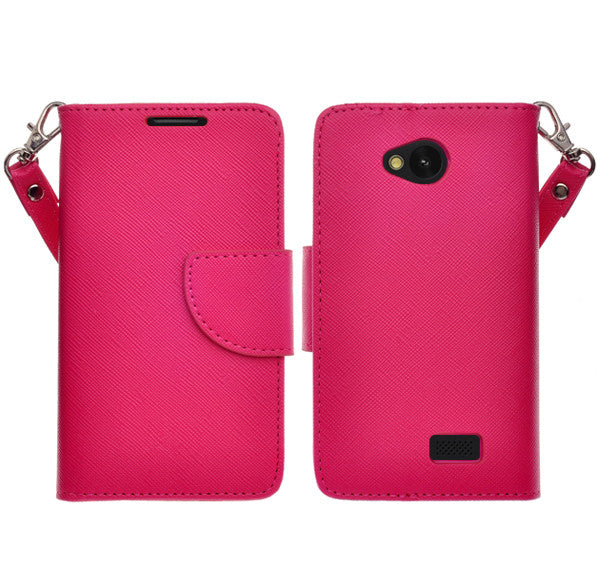 LG F60 Case - hot pink - www.coverlabusa.com