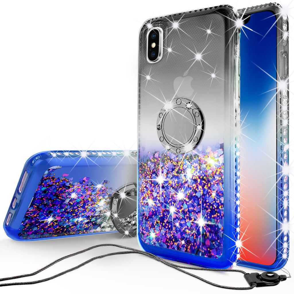Glitter Phone Case Kickstand Compatible For Apple Iphone Xr Case Ipho Coverlab