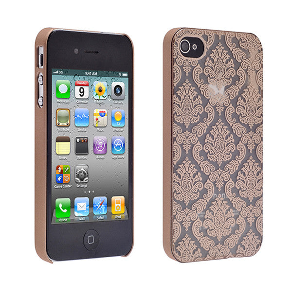 iphone 4 damask-gold- www.coverlabusa.com