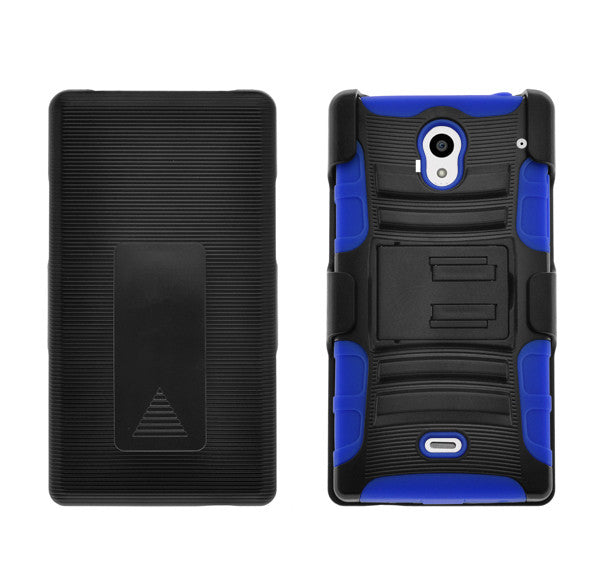 Sharp AQUOS Case - Blue - www.coverlabusa.com