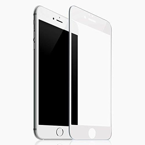 iphone 7 screen protector, iphone 7 temper glass - white - www.coverlaubusa.com