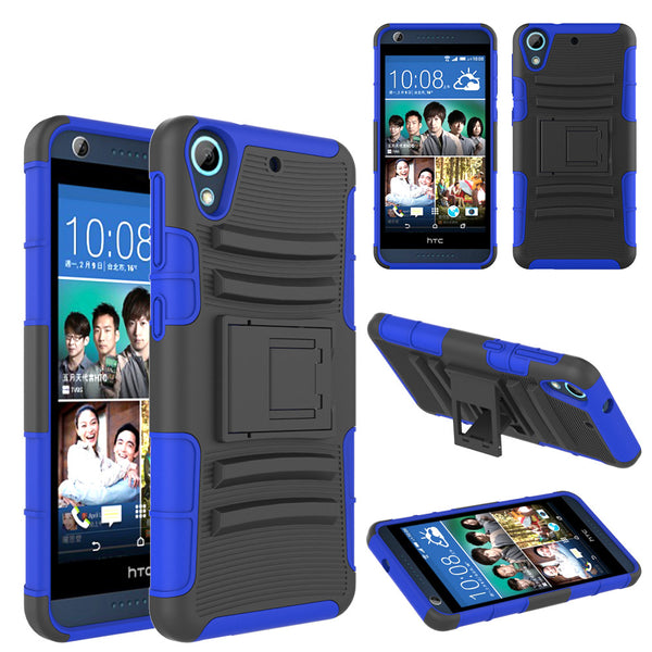HTC Desire 626 Case - blue - www.coverlabusa.com