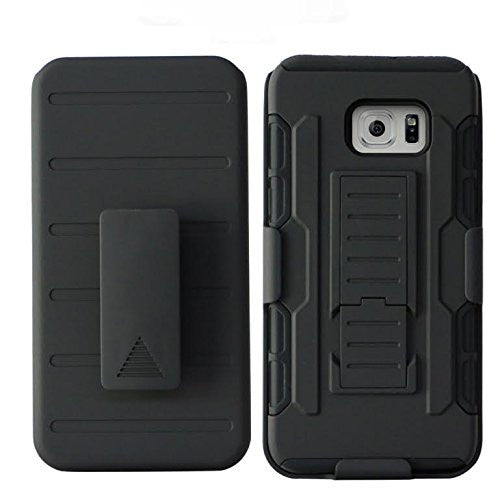 Samsung Galaxy Note 5 Cyber Holster Case - black - www.coverlabusa.com