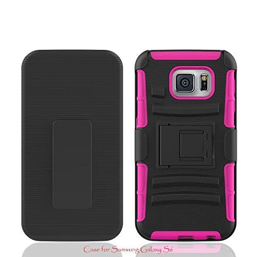 galaxy S6 case - hot pink - www.coverlabusa.com