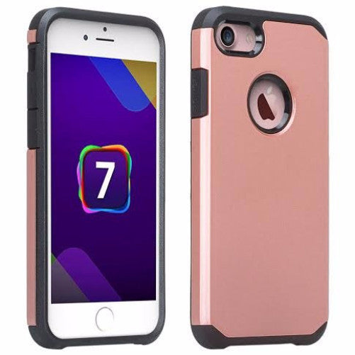 iphone 7 case, iphone 7 hybrid case - rose gold - www.coverlabusa.com