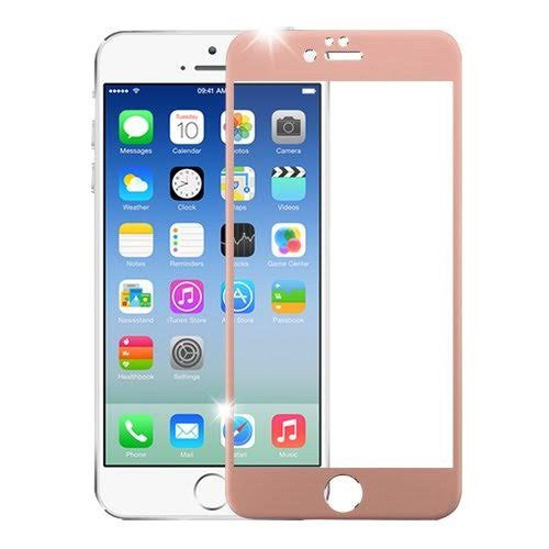 iphone 7 plus screen protector, iphone 7 plus temper glass - rose gold - www.coverlabusa.com