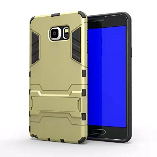 Galaxy Note 5 Case, Cyber Armor Hybrid Gold - www.coverlabusa.com