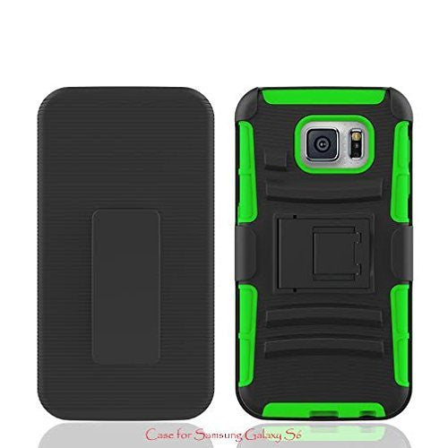 galaxy S6 case - lime green - www.coverlabusa.com