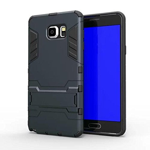 Galaxy Note 5 Case, Cyber Armor Hybrid Black - www.coverlabusa.com