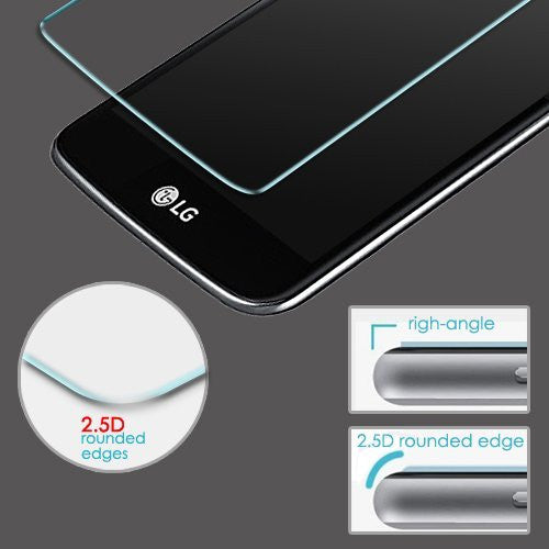 lg stylo 2, lg stylo 2 V Tempered Glass Screen Protector - www.coverlabusa.com