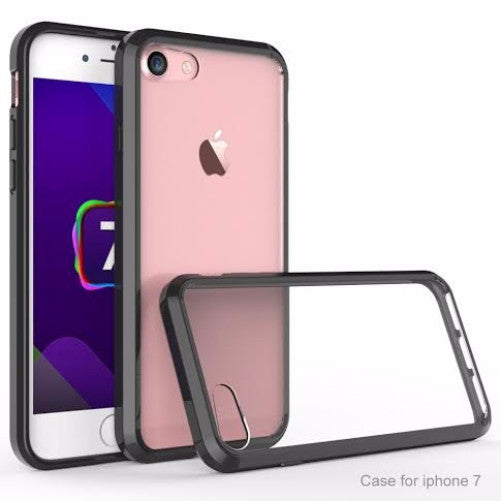 iphone 7 case, iphone 7 bumper case black - www.coverlabusa.com