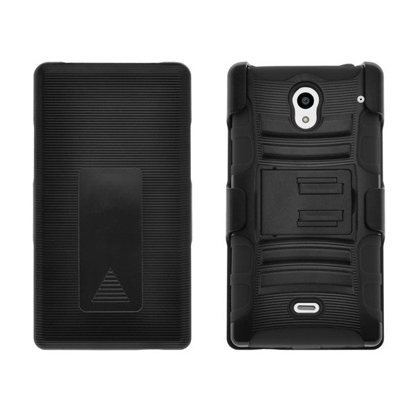 Sharp AQUOS Case - Black - www.coverlabusa.com