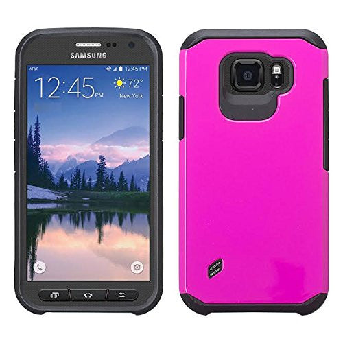 s6 active case - hot pink hybrid - www.coverlabusa.com