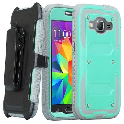 galaxy core prime holster - teal - www.coverlabusa.com