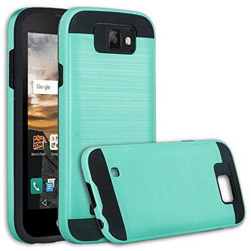 lg k3 case - brush teal - www.coverlabusa.com