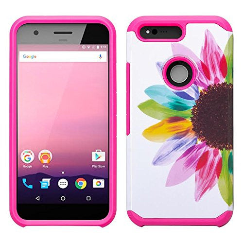 google pixel case - sunflower - www.coverlabusa.com