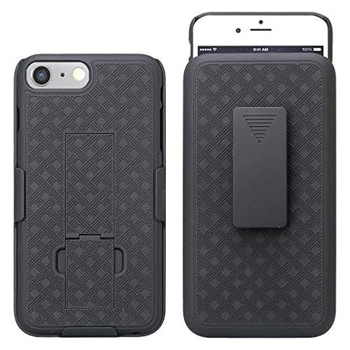 apple iphone 7 plus holster shell slim combo - www.coverlabusa.com