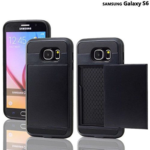 samsung galaxy s6 edge case - black - www.coverlabusa.com