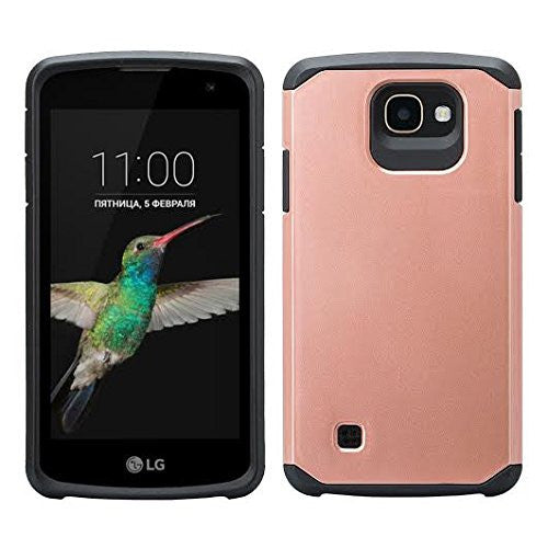 LG K3 Cases - rose gold - www.coverlabusa.com