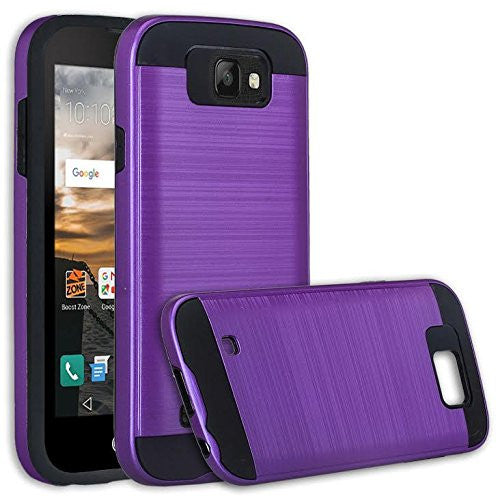 lg k3 case - brush purple - www.coverlabusa.com