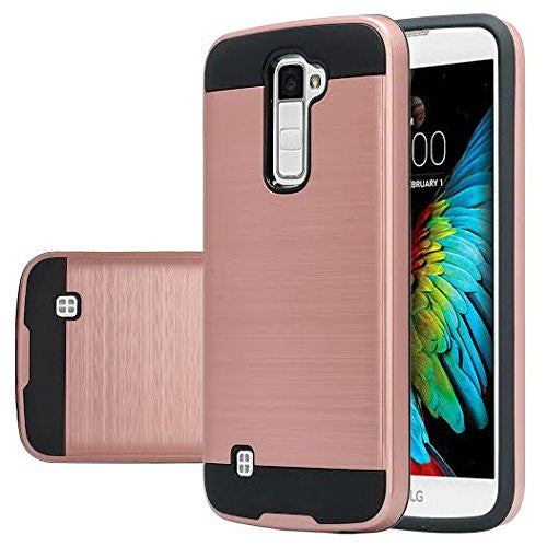 lg k10 brush rose gold - www.coverlabusa.com