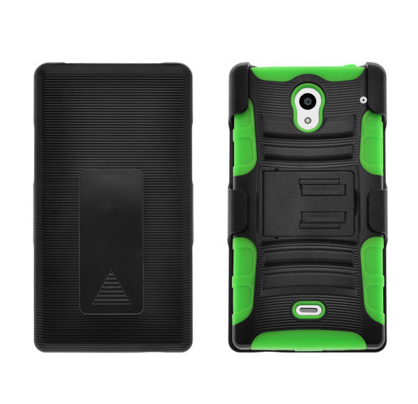 Sharp AQUOS Case - green - www.coverlabusa.com