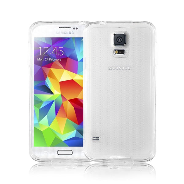 samsung galaxy S5 case 2 piece - clear - www.coverlabusa.com