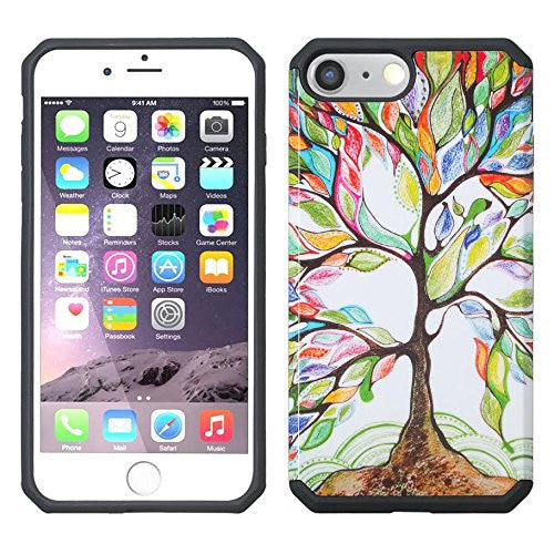apple iphone 6S/6 Plus Case - colorful tree - www.coverlabusa.com