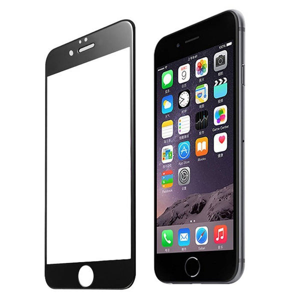 iphone 8 plus screen protector, iphone 8 plus temper glass - black - www.coverlabusa.com