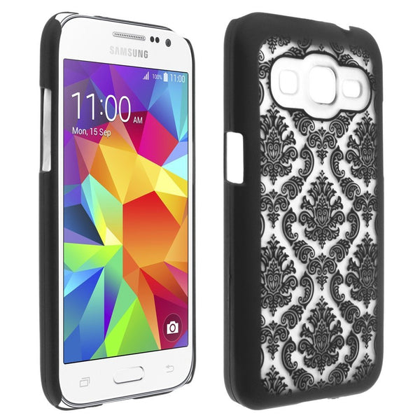 Galaxy Core Prime Case, black - www.coverlabusa.com