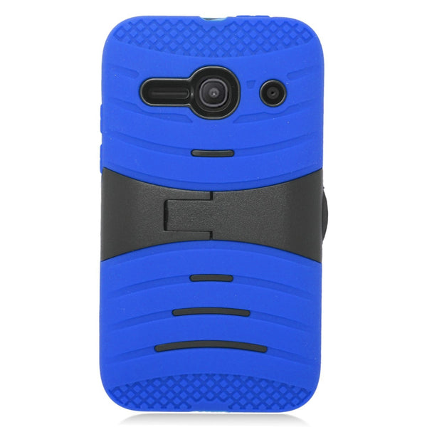 Alcatel Onetouch Evolve 2 case - Blue - www.coverlabusa.com