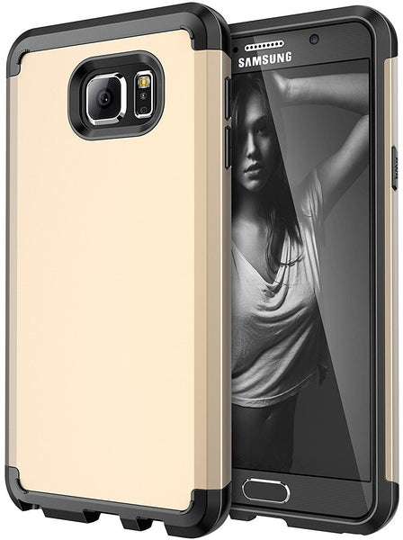 samsung galaxy note 5 case - gold hybrid - www.coverlabusa.com